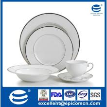 20pcs high quality classical royal-fine porcelain dinner set