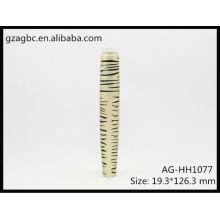 Modische & leer Aluminium Mascara Rohr AG-HH1077, AGPM Kosmetikverpackungen, benutzerdefinierte Farben/Logo