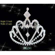 2 hours replied factory directly princess crown engagement rings