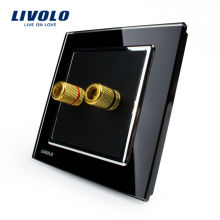 LIVOLO Производитель Home Wall Sound / Акустическая розетка / вилка VL-W291A-12