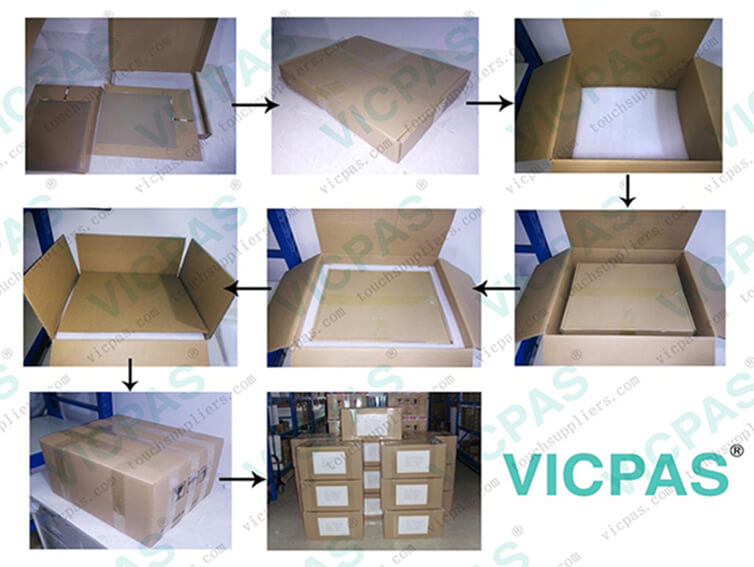 touch screen display package