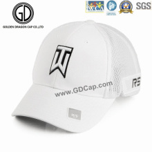 Fashion Hot Sale Trucker Hat with Customized Logo 3D Embroidery