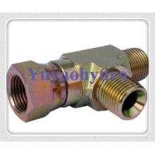 Conexões de tubo de flange de solda Orfs Assembly