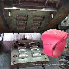 Herramientas de moldeo por inyección LSR para bandas de reloj inteligente