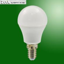 Lâmpada do bulbo do diodo emissor de luz de 5 watts E14