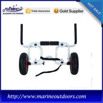 Foldable kayak cart, Easy loading canoe trailer