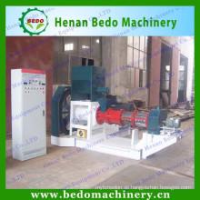 China Aquakultur Fischfutter Extruder Maschine für Pellet Lebensmittelherstellung mit CE 008618137673245