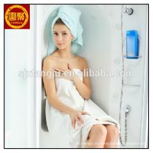 Las mujeres de la microfibra de la fábrica de China visten la toalla de baño