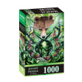 GIBBON 1000pcs Space Traveler Puzzle Games Развивающие игрушки