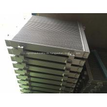 Aluminium-Plattenwärmetauscher für Luftkompressoren