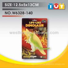Juguete plástico del animal salvaje del dinosaurio de la Venta caliente para el niño