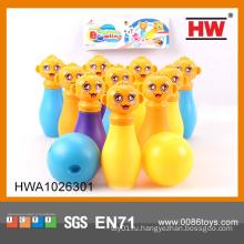 Детская спортивная игрушка Rolling Plastic Bowling Pin