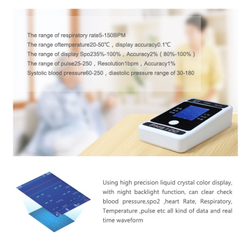 Hot Selling Pm6100 Patient Monitor for Medical Equipment
