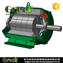 5kw 220V Permanent Magnet Generator with Low Rpm