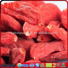 Kostenloser Versand wachsenden Goji Beeren Bairuiyuan Goji Vorteile meiner Beeren getrocknet