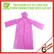 Most Welcomed Promotional PVC Raincoat