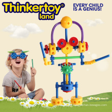 Plastic éducatif Robot drôle Les meilleurs jouets OEM