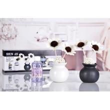 Duftöle mit Keramikglas Blumendiffusor