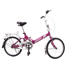 Cheap Suspension Frame Fold-up Bike Bicycle (FP-FDB-D022)