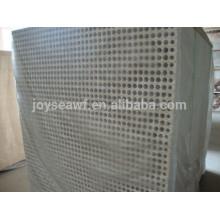Núcleo tubular de puerta de aglomerado / panel hueco de partículas