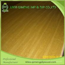 Boa cor e madeira compensada da grão da classe AAA da grão de Linyi