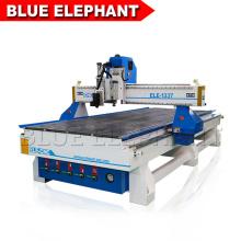 CNC Oscillating Knife China Wood Carving Machine 1337 Leather, Foam, Carton Cutting