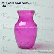 Runde Form Glasvasen / Günstige Glasvasen / Promotion Vasen