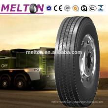 Todo o caminhão novo do radial TBR do aço roda pneus por atacado com etiqueta ECE Smartway 11R22.5 11R24.5 315 / 80R22.5 385 / 65R22.5