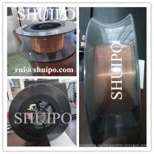 Alambre de soldadura con cobre en embalaje de 5 kg / 15 kg / 20 kg