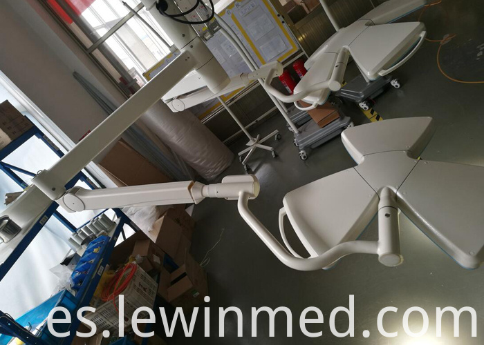 LED shadowless operating light