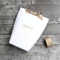 Small Pillow Box Ribbon Shirt Necktie Packaging bag