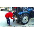 200 m Brunnenbohrung für Traktorbohrgeräte