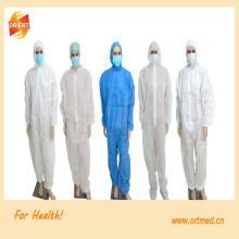 Одноразовые халаты для хирургии