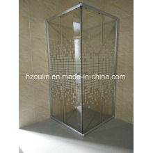 Square Shower Enclosure Without Tray