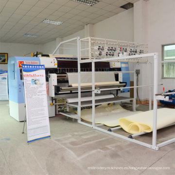 Máquina que acolcha sin cesar de la puntada de cadena de Yuxing Non-Shuttle para el colchón