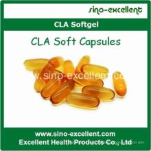 Melhor Slimming produto 1000mg Softgel Cápsula Cla