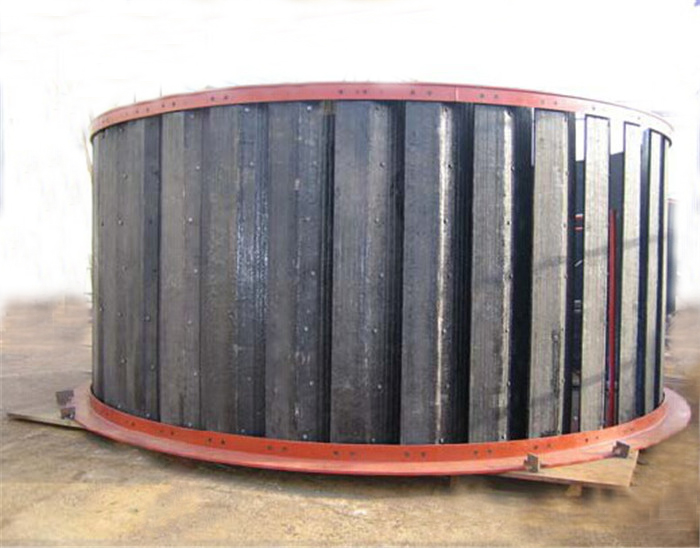 High Efficiency Powder Concentrator