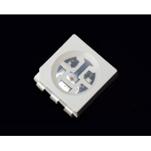 LED ultra brillante 5050 RGB SMD Epistar Chip