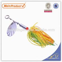 SPL010 17g, outil de pêche vente chaude produit moi leurre pêche spinner appâts pêche