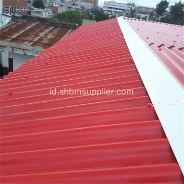 Fire Roofing Magnesium Oxide Grey Roofing Sheet
