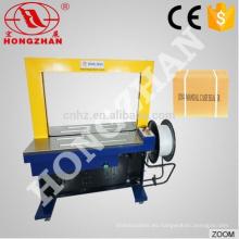 St900 fabricante chino de flejadora, fleje de caja de cartón
