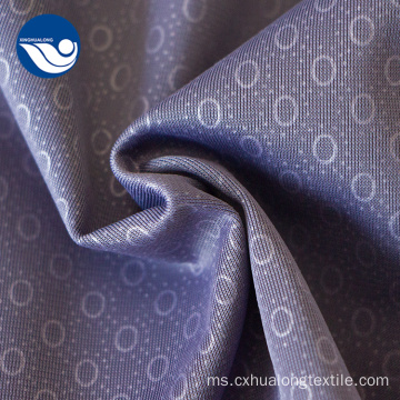 Super Poly Embossing Printed Cloth Fabric Lining
