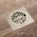 Bathroom Full Copper Anti-odor Floor Drain