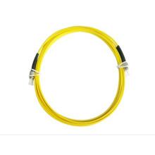 Cordon de connexion à fibre optique ST à ST UPC cordon de raccordement PC ST SM 0,9 mm câble de fibre optique 2,0 mm