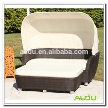 Отель Audu Seaside Rattan Antique Canopy Bed