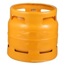 Cilindro de gás e cilindro de aço Cilindro de gás