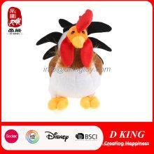 Plush Farm Animial Cute Fat Chicken