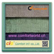 Moda nuevo diseño colorido por mayor ningbo fabricante tipos de tejidos de poliéster