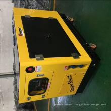 6kVA Yanmar Powered Silent Diesel Generator with CE/ISO