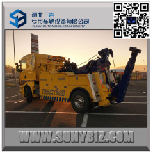 16 Ton Tow Truck Upper Body for Scania Wrecker